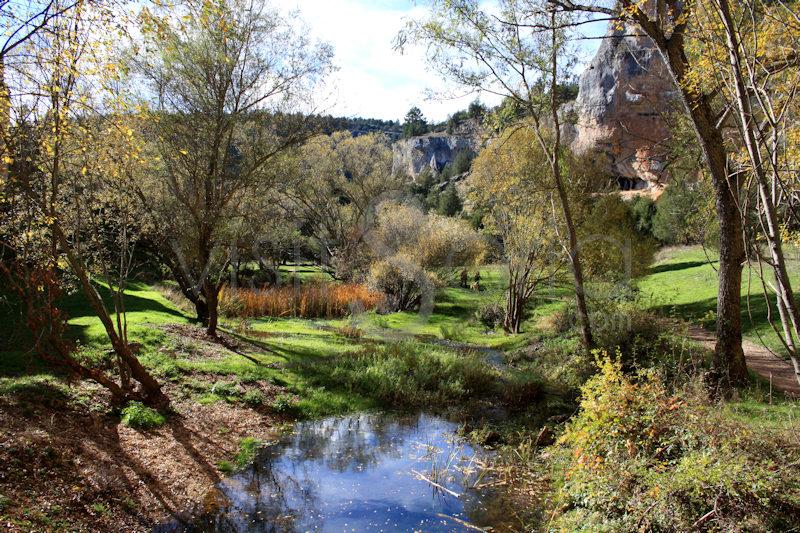 Canon del Rio Lobos en Soria