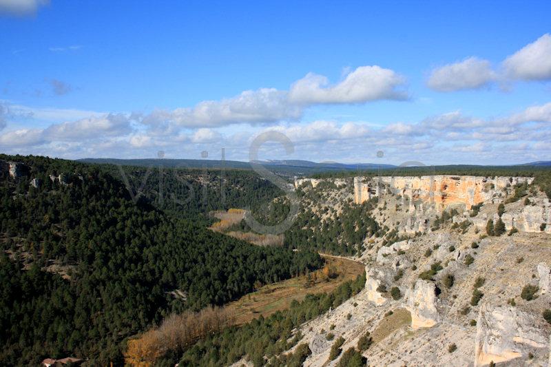 Mirador de La Galiana en Soria