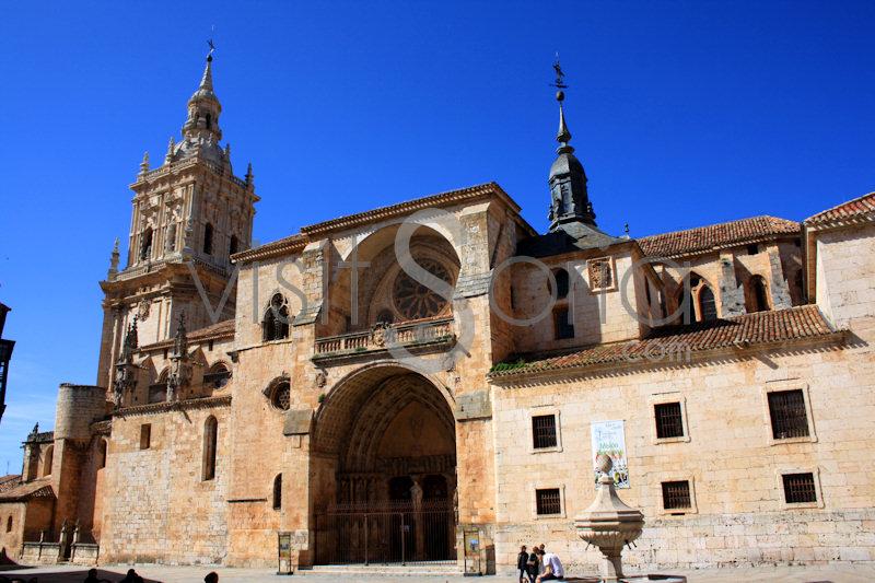 Catedra, El Burgo de Osma, Soria
