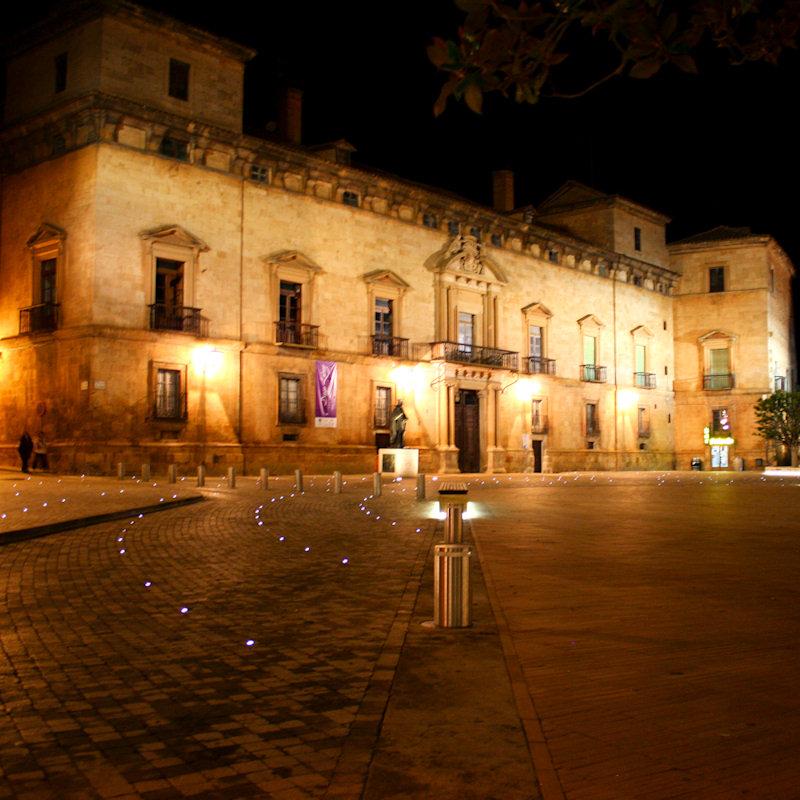 Palacio Hurtado de Mendoza, Almazán, Soria