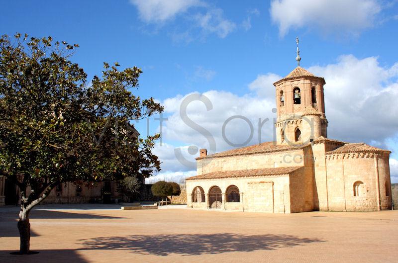 Iglesia de San Miguel, Almazán, Soria